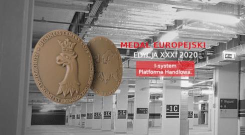 Medal Europejski dla Somatisystem