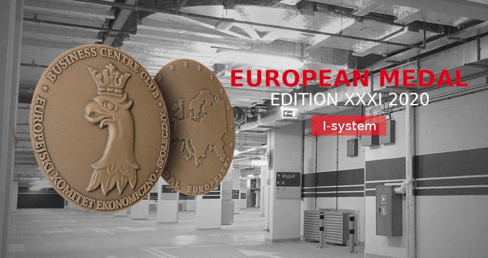 European Medal for Somati System